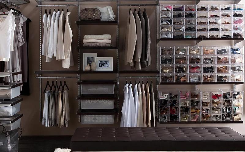 整理衣柜和整理房间的10条提示
