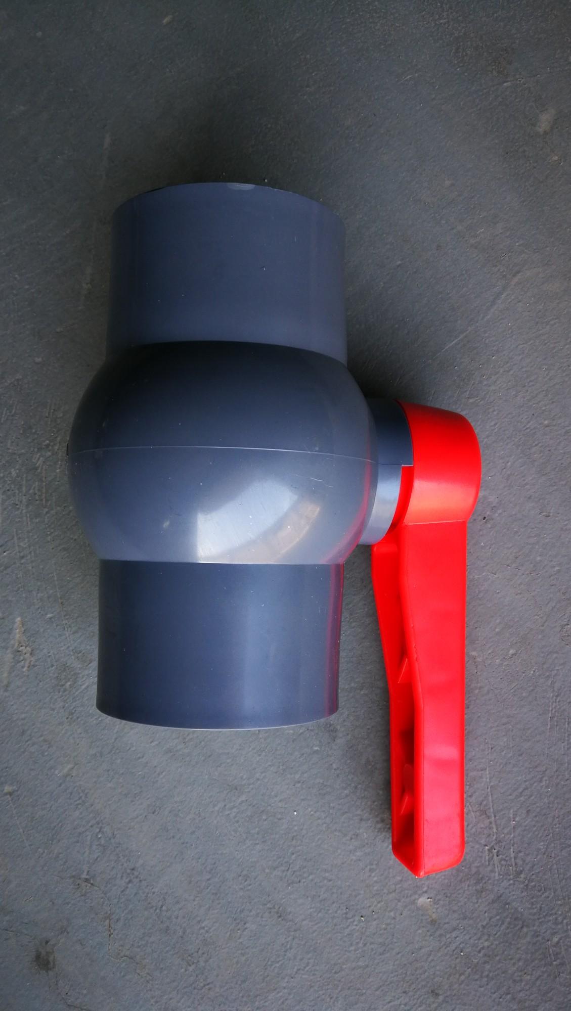 PVC球阀
