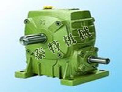 WD蜗轮蜗杆减速机