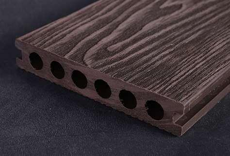塑木地板的安裝前后左右需注意的内容