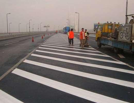 道路划线工程量计算的要点与技巧