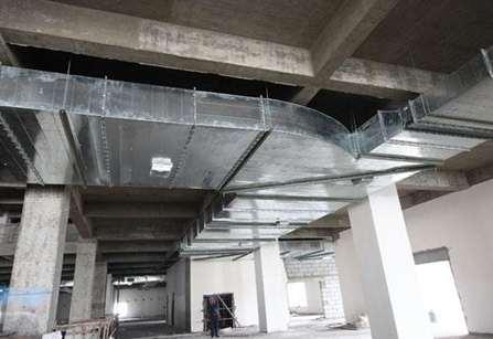通风管道材质选择对品质是否有影响