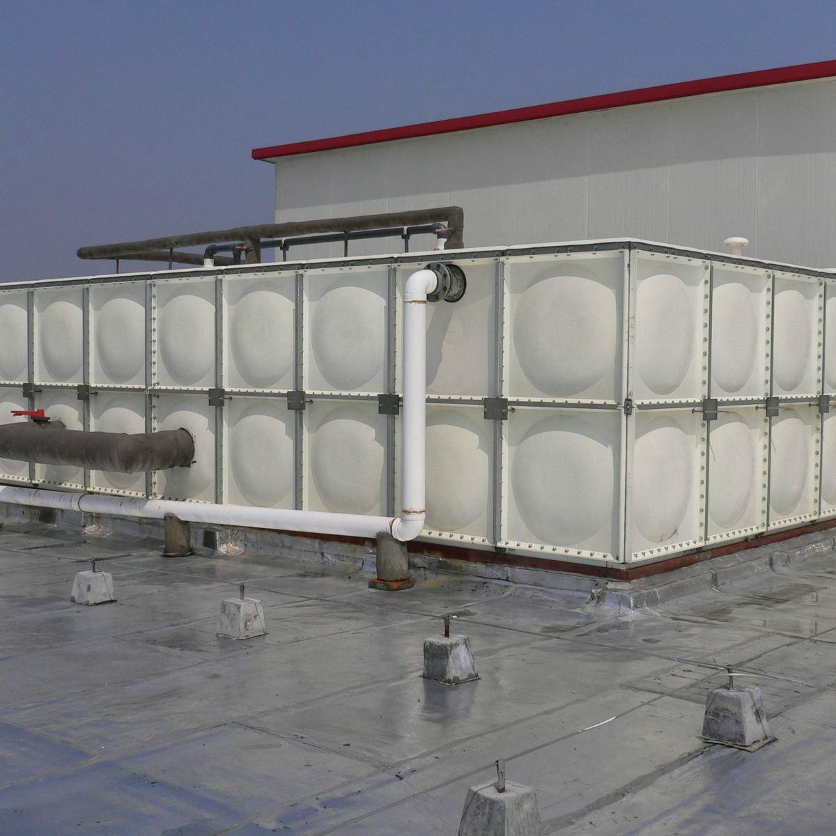 石家庄玻璃钢消防水箱厂  家
