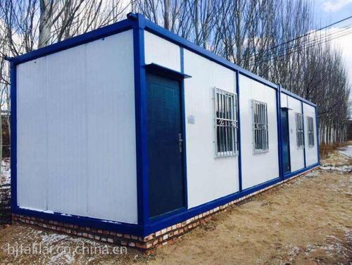 集装箱活动房如何安装?