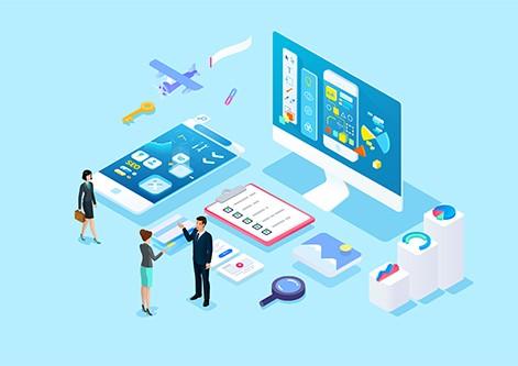 大型网站平台订制方案