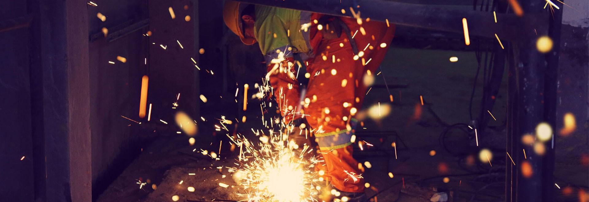 联系管板焊机
