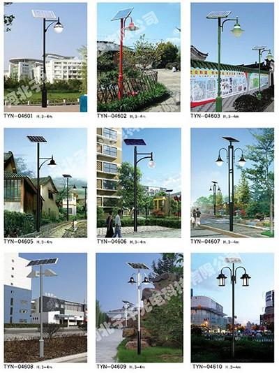 太阳能路灯杆生产厂家