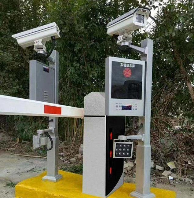 车牌识别管理系统安装注意事项