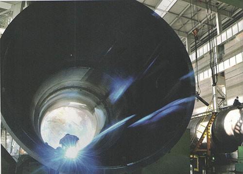 鍋爐生產線