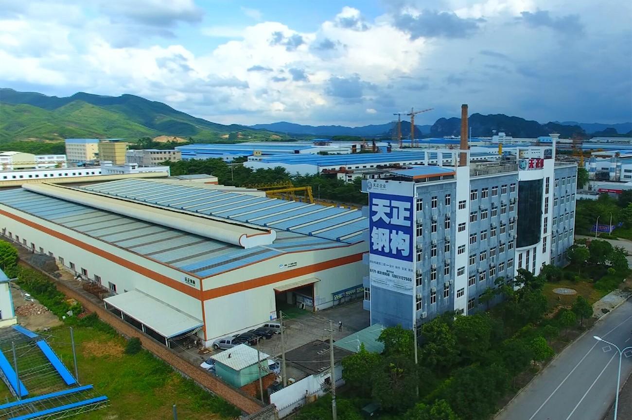 中山钢结构公司简介