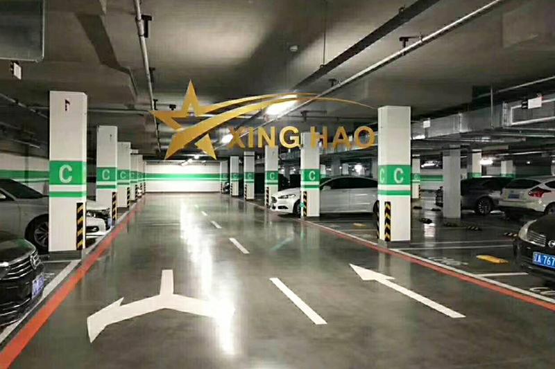 内蒙古环氧地坪|停车场地坪怎样使用才耐用