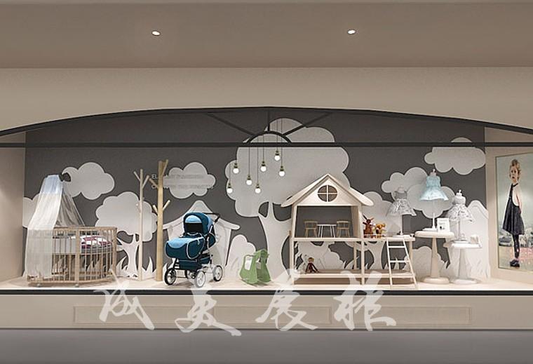 母婴店设计
