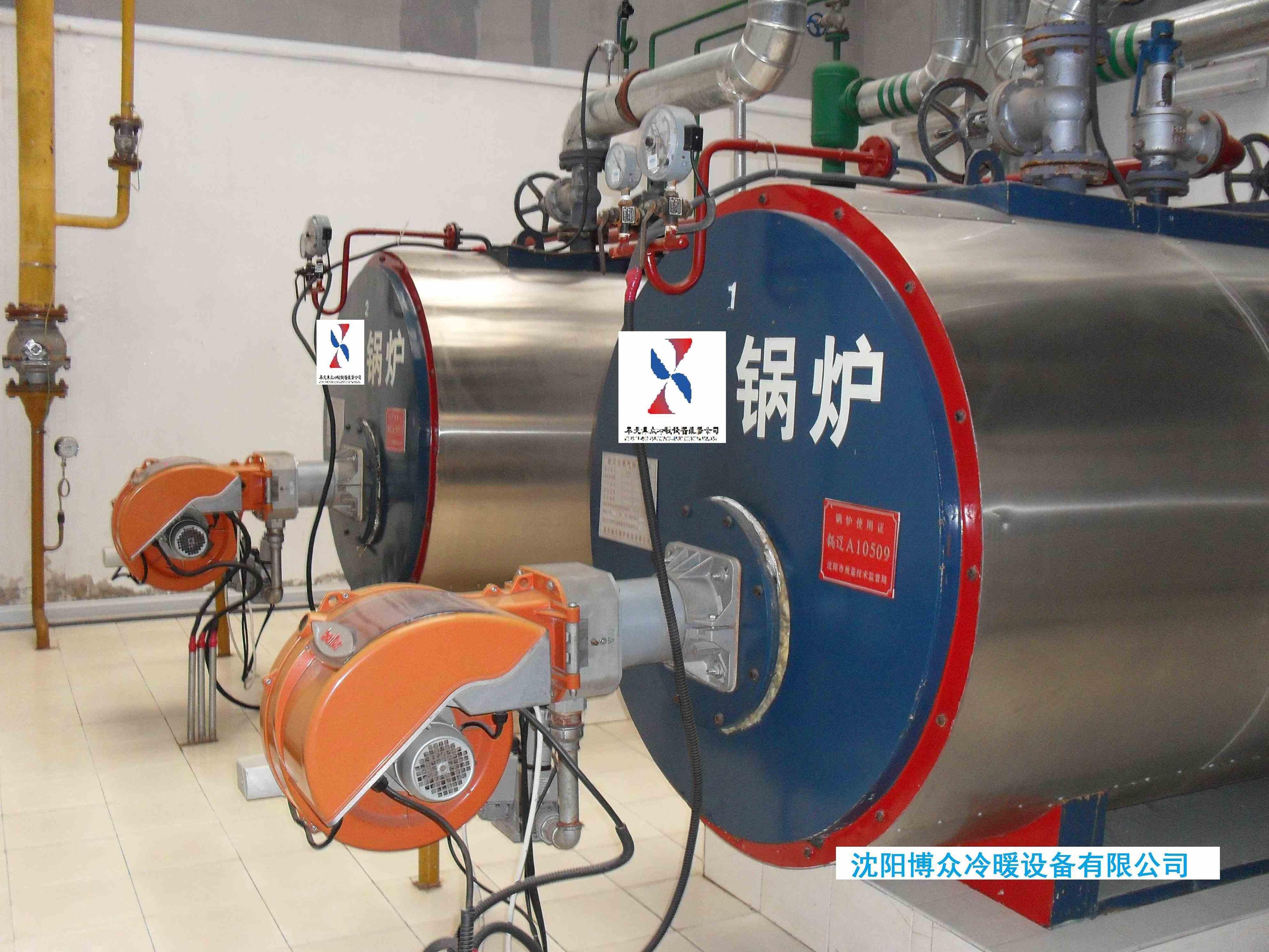 如何保养燃气锅炉燃烧器?