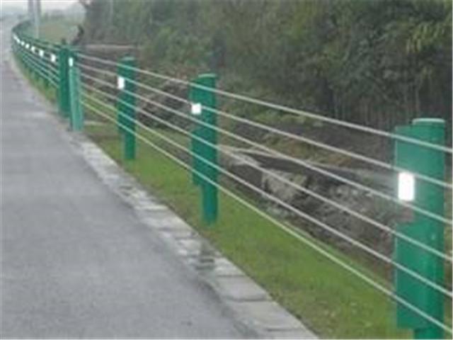 缆索护栏的防爆效果怎么样