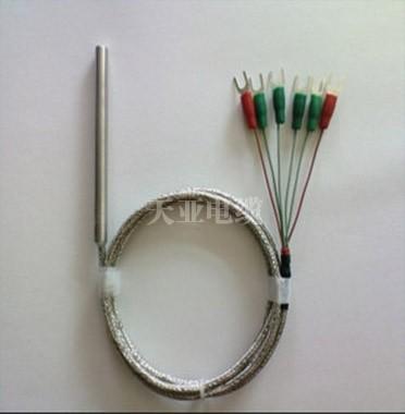银川铠装热电阻
