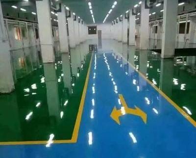 温度和环境湿度对青海省环氧地坪漆施工的危害