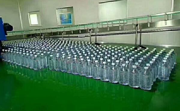 青岛崂山矿泉水配送公司:好水决定高品质的健康生活