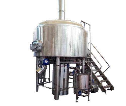 5000L啤酒設備