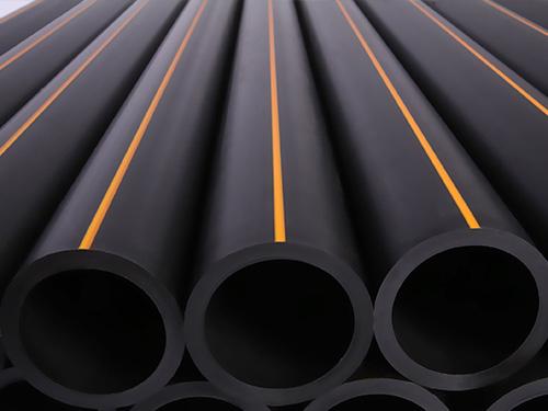 PE管材生产厂家解释PE管材的储放及其维护保养