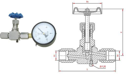 专业厂家告诉你仪表针型阀在系统中的组成
