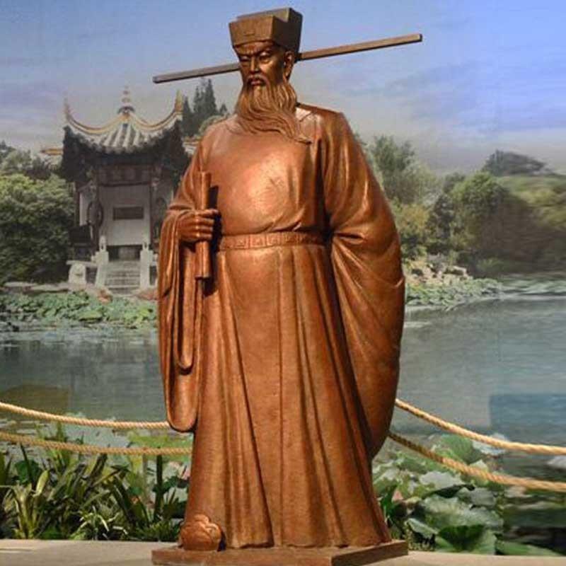 制作高质量的人物雕塑要点及中西方人物雕塑的差异