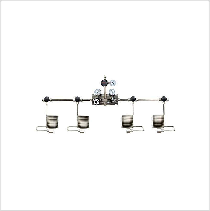MR1100系列半自动切换特气汇流排的介绍和使用方法