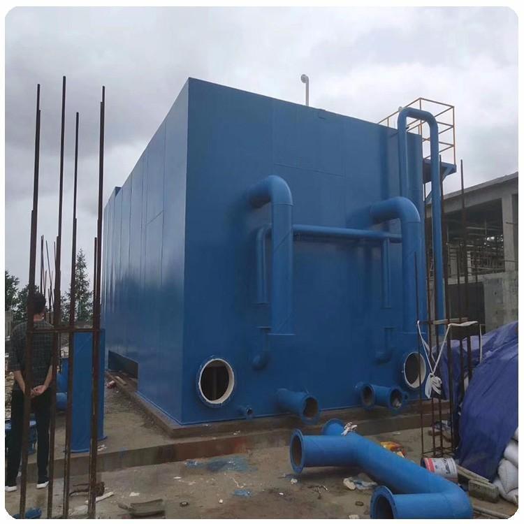 净水处理设备安装施工