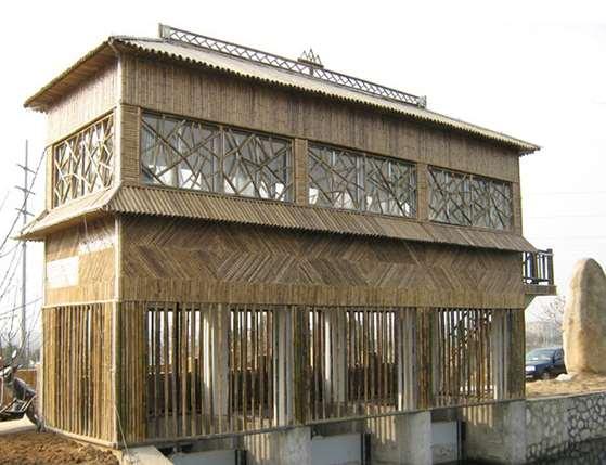竹房子的建设要求和目的