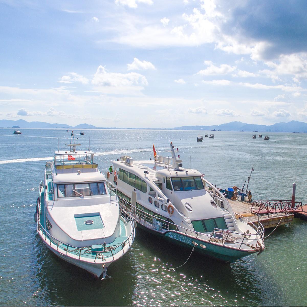 旅游艇造船厂航运