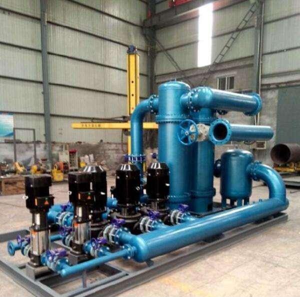 管壳式换热机组厂家告诉你其设备换热的结构特点