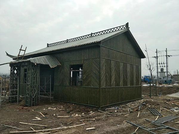 上海竹房子