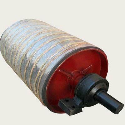 传动包胶滚筒