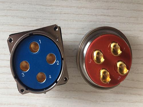 XCD(Y55D)电源焊接式系列特种军用圆形航空插头、电连接器、接插件