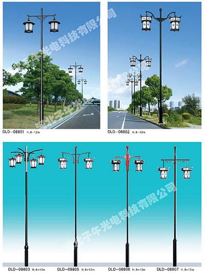 道路高杆灯关键安全常识