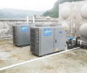 10匹主机加20吨保温水箱