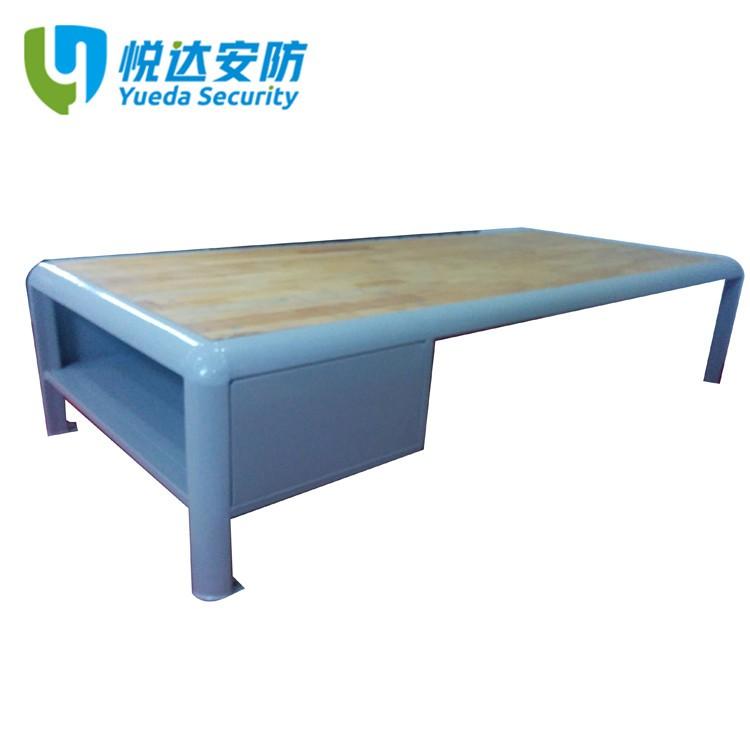 监室床由悦达安防设备生产制造