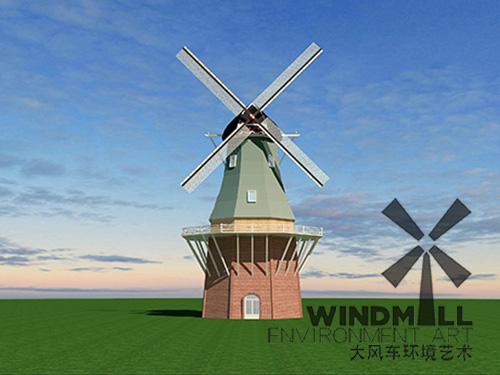 古典荷兰风车