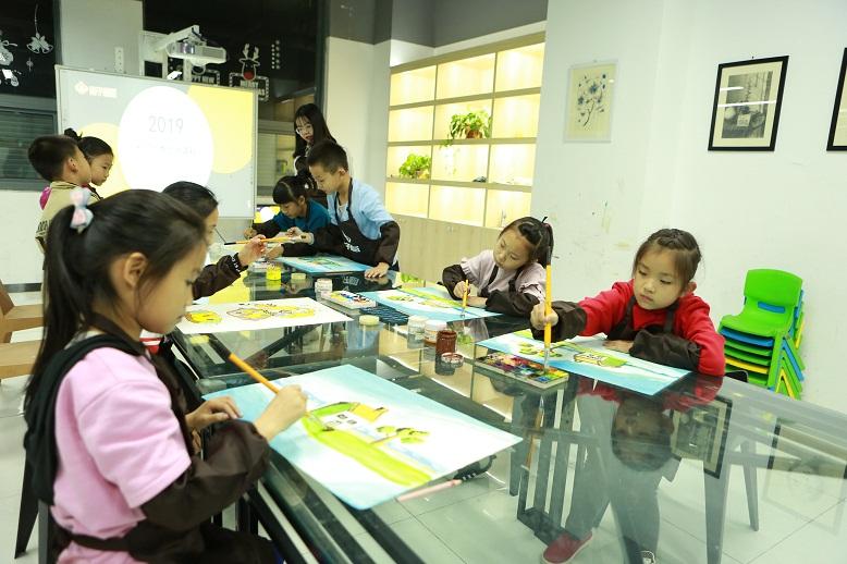 儿童绘画加盟做得好的机构都有什么优点?