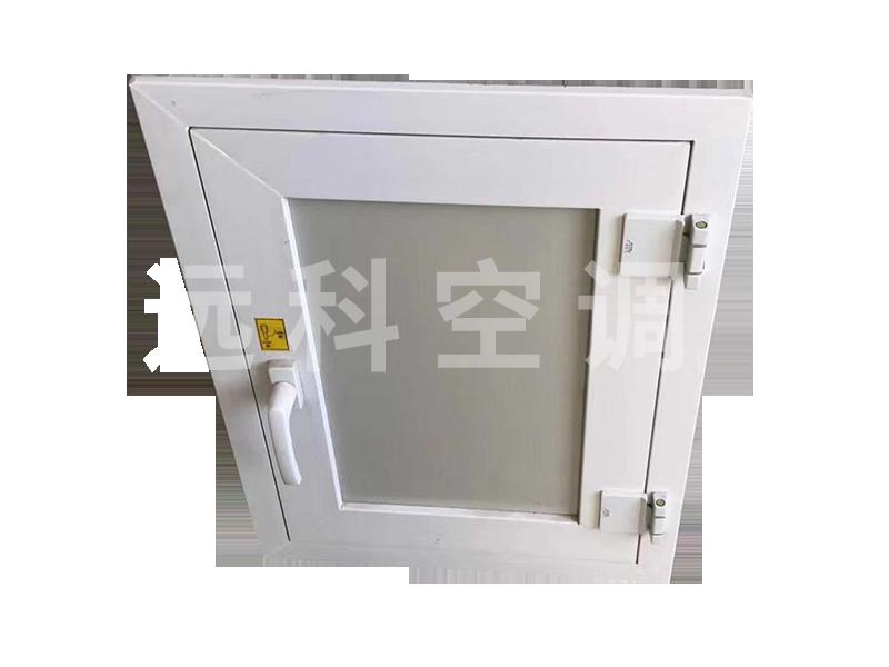 空调检修门