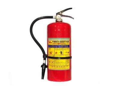 家庭应常备的应急消防器材