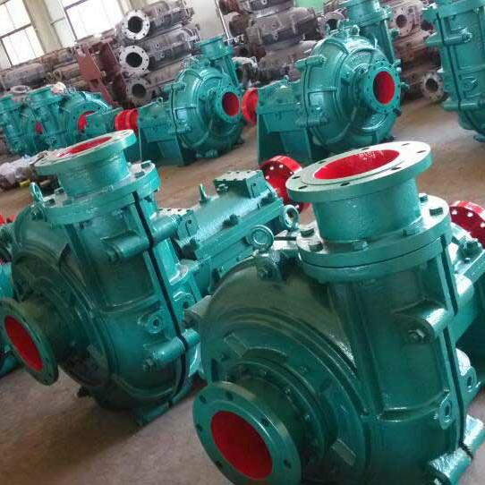液下渣浆泵用于矿区比较多,要求耐磨