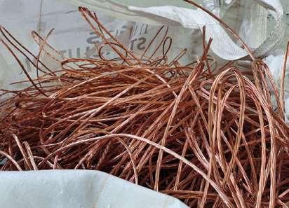 废电线电缆有什么构成的