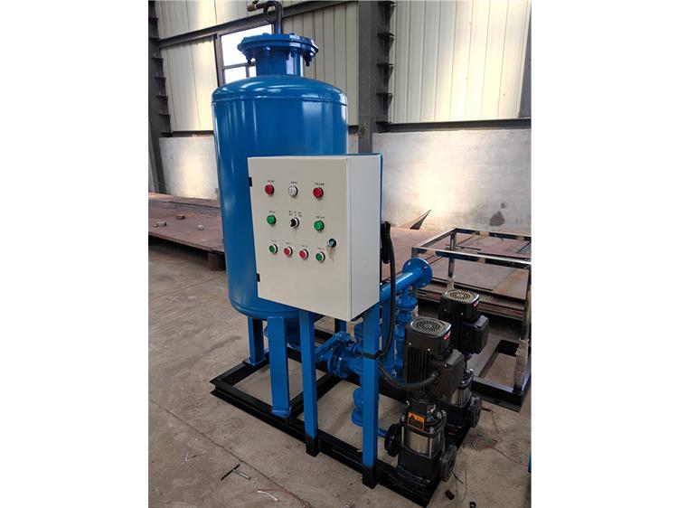 远程控制定压补水装置的优势有哪些?