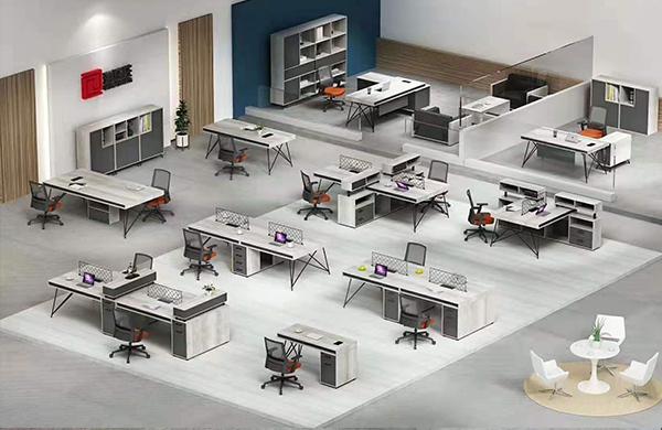 【办公家具】员工办公位