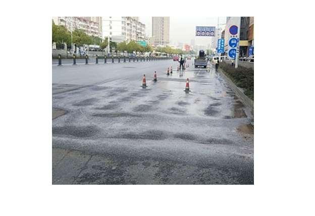 道路标线清除该怎么施工