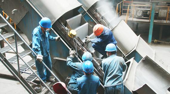 锅炉设备运行维护与日常操作管理
