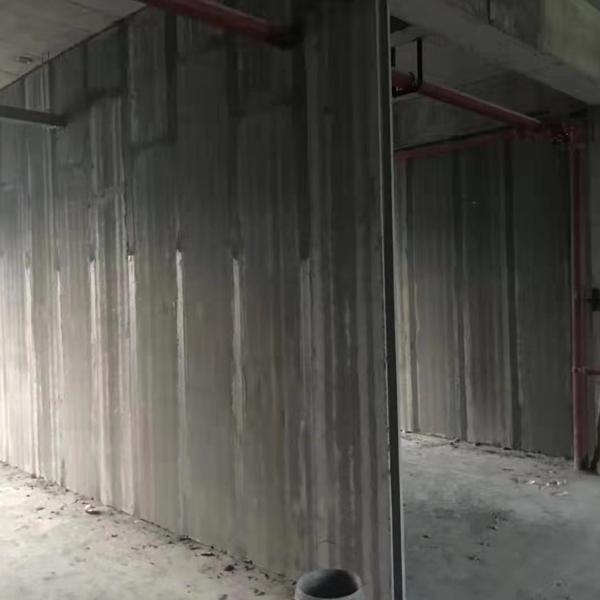 钢筋混土轻质隔墙条板在新型墙体材料中的优点