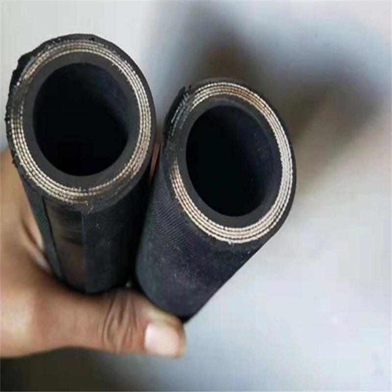 钢丝缠绕胶管