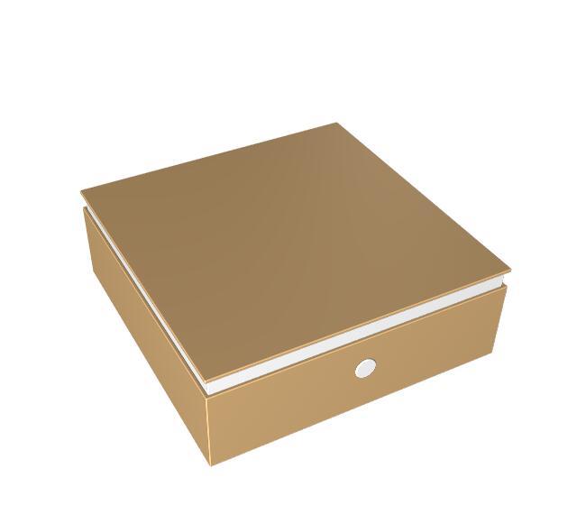 飞边箱式盒