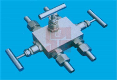 DSF5-2-1、2QFF3型三阀组